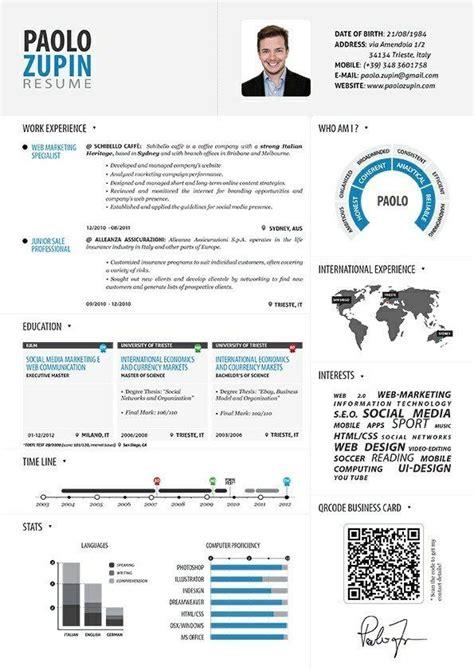 another creative resume design cv resume hr