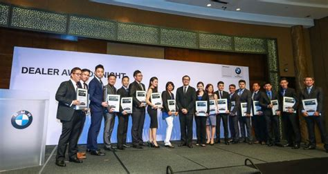 Bmw Motorrad Malaysia Dealer by Bmw Malaysia Awards For Dealers Carsifu
