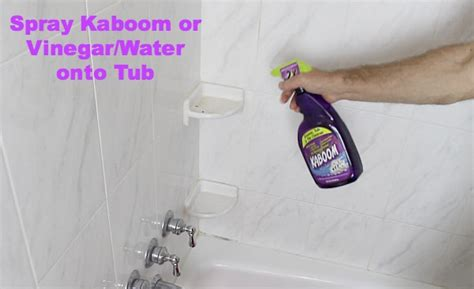 how to clean the bathtub how to clean a bathtub home repair tutor