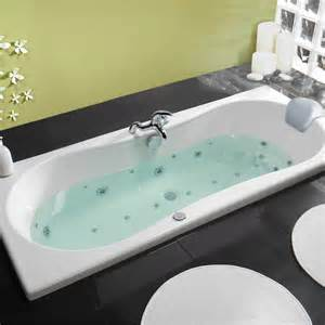 baignoire baln 233 o rectangulaire l 180x l 80 cm allibert