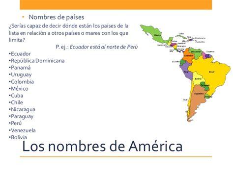 los invencibles de amrica los nombres de am 233 rica latina
