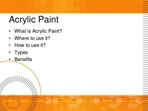 acrylic paint how does it take to acrylic paint