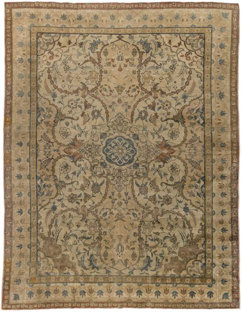 Antique Persian Tabriz Rug Bb6277 By Doris Leslie Blau Tabriz Rugs