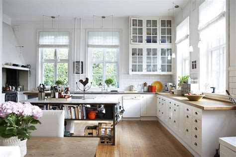 kitchen styles beautiful scandinavian style interiors