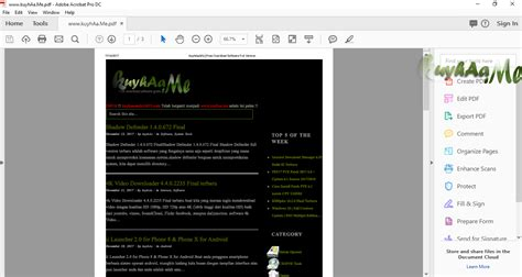 adobe acrobat full version blogspot adobe acrobat pro dc 2018 011 20035 full version kuyhaa