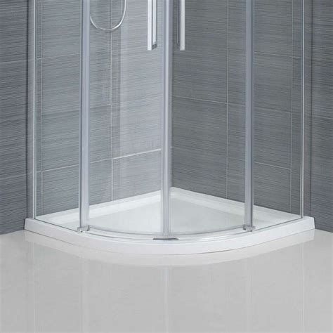 Bath With Shower Cubicle how to fit a shower enclosure victoriaplum com