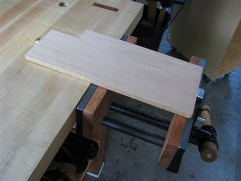 woodworking plans dog holes workbench wooden plans
