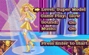 Barbie free games games barbiesm quot folder and the pc game barbie