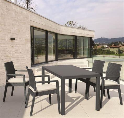 tavoli in resina da giardino tavoli in resina tavoli e sedie modelli e vantaggi dei