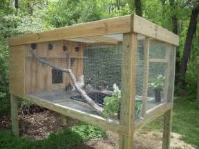 Duck Hutch Plans Although This Is A Smaller Than I Am Planing There Are