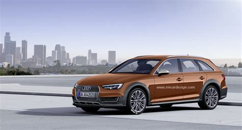 Neuer Audi A 4 by All New 2016 Audi A4 Allroad To Debut Next Spring At 2016