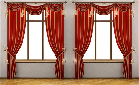 where to put curtain holdbacks drapery and curtain hardware the basics sew4home