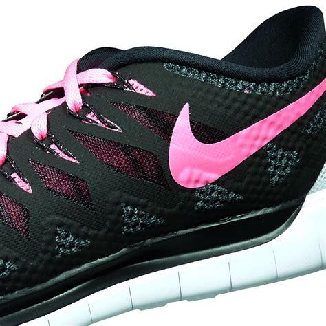 Nike Running 5 0 nike wmns free 5 0 damen running sneaker schwarz pink
