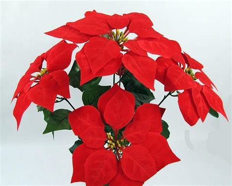 artificial poinsettias wholesale high quality wholesale artificial poinsettias from china