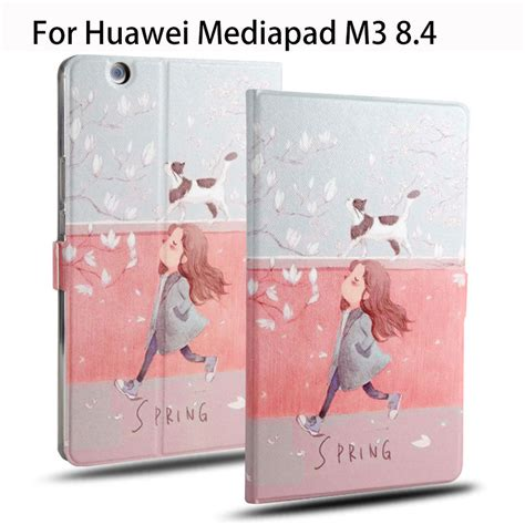 Tpu For Huawei Mediapad M3 Btv W09 Dl09 8 4 Inch Cover fashion leather for huawei mediapad m3 btv w09 btv dl09 8 4 inch cases cover tablet