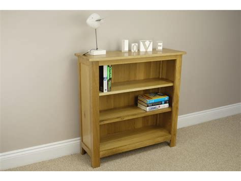 bookshelf glamorous low wide bookcase solid wood