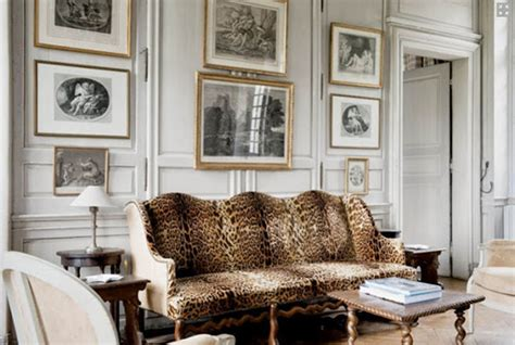 Leopard Living Room by Lusting For Leopard The Enchanted Home