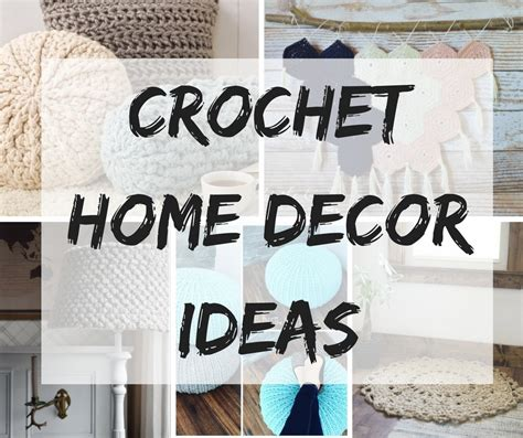 crochet home decor crochet home decor ideas with free patterns mallooknits com