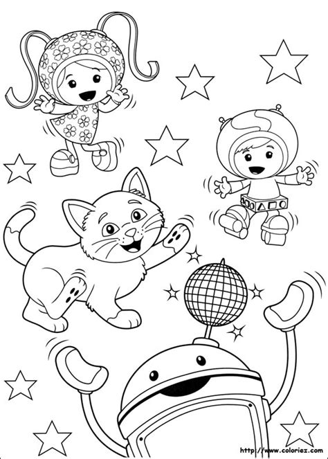 umizoomi car coloring pages coloriage le pouvoir des maths
