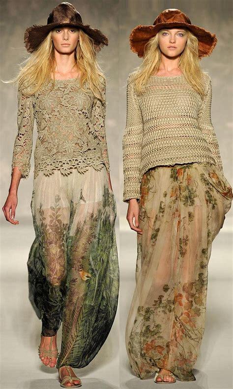 bohemian style fashion lifestyle alberta ferretti bohemian style