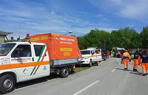 colonna mobile protezione civile protezione civile colonna mobile toscana terremoto