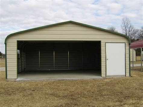 24x24 Garage Cost by A1carports