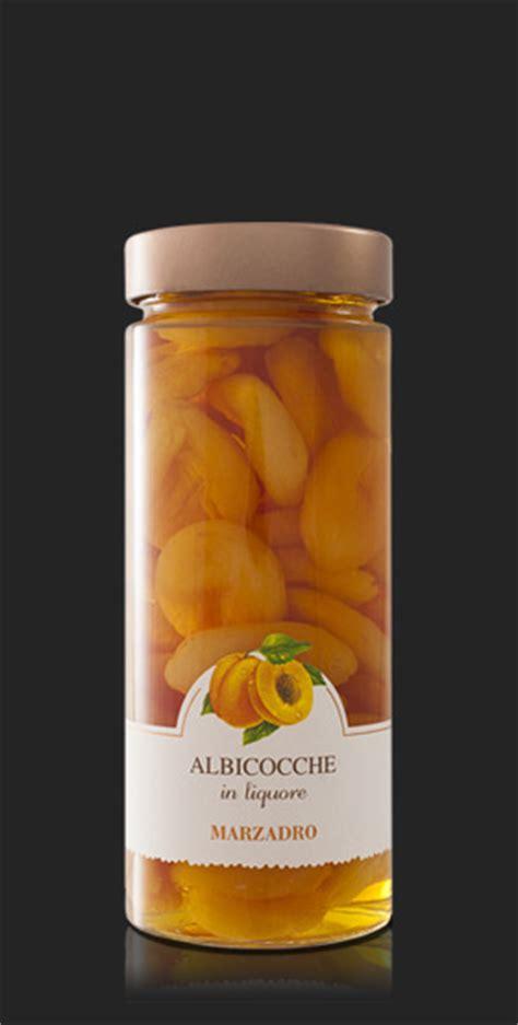 vasi di frutta vaso di frutta albicocche in liquore