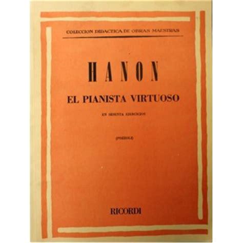 libro hanon the virtuoso pianist allegro venezuela instrumentos musicales libro hanon el pianista virtuoso educativos