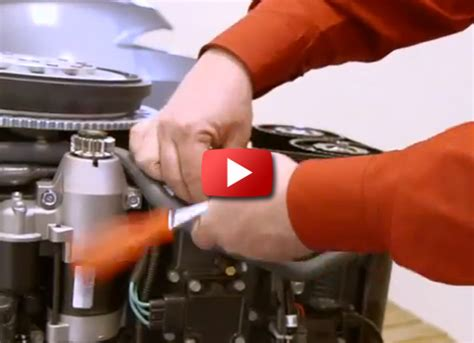 How To Change The Thermostat On An Outboard Engine Boats Com