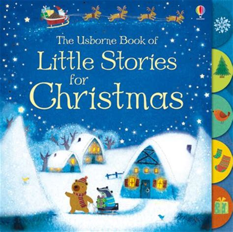 little stories for christmas at usborne books at home