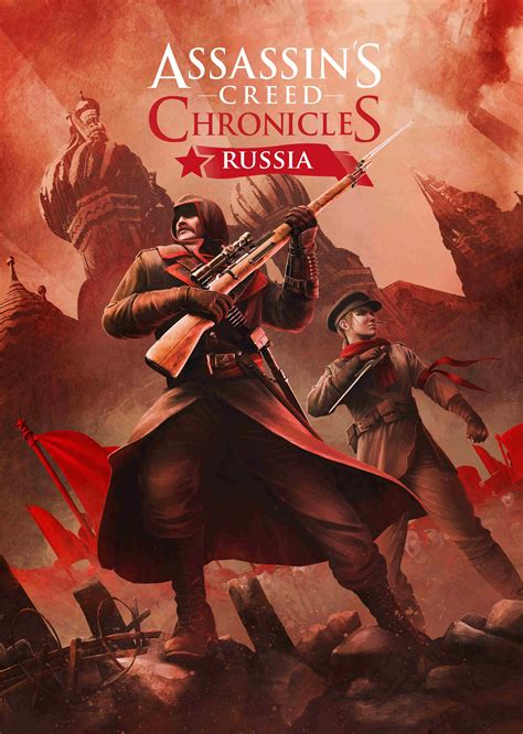Kaset Bd Ps4 Assassins Creed Chronicles assassin s creed chronicles russia 2016 jeu vid 233 o