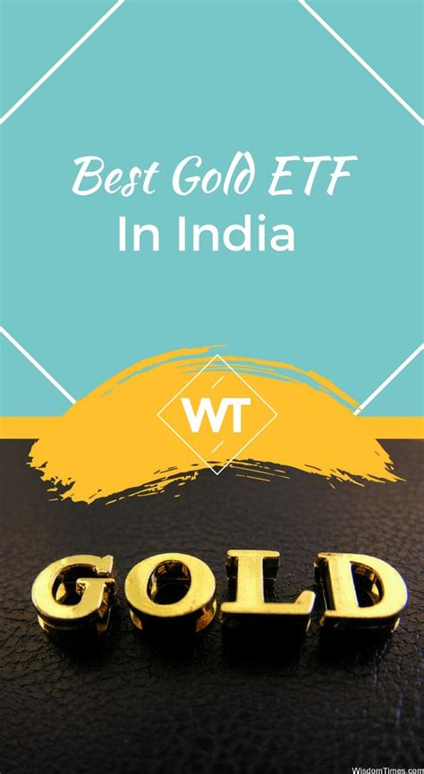 best etf best gold etf in india