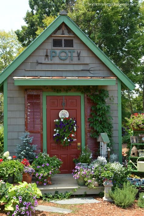 Garden Shed Items
