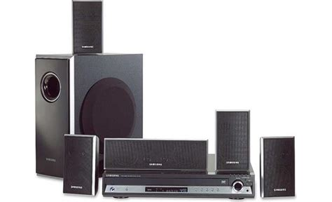samsung htq70 xm ready 5 disc dvd home theater system