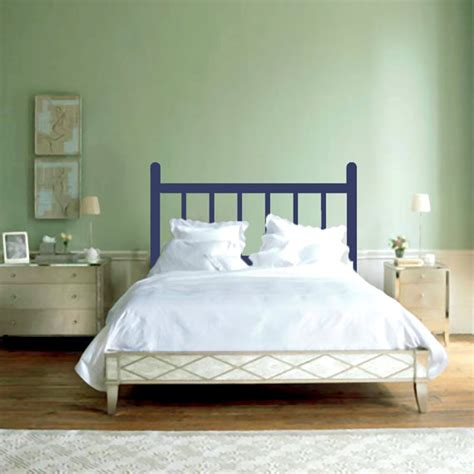 headboard wall stickers for bedrooms traditional headboard bedroom wall decals