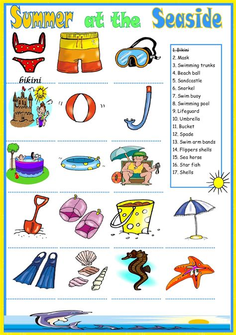 printable beach activity sheets activities sheets for kids worksheet mogenk paper works