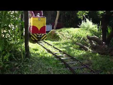 ride on backyard railroad 2 layout tour