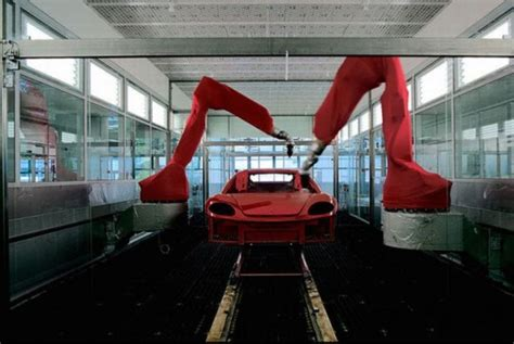 ferrari headquarters inside inside ferrari s factory in maranello italy