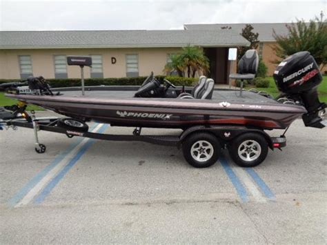 phoenix bass boat central phoenix 819 boats for sale