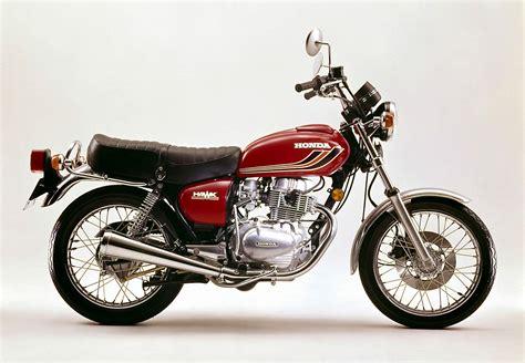 honda cb 250 honda cb 250 t 1977 bis 1979