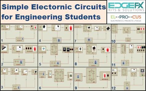 electronics projects for engineering students with circuit diagram stunning simple electronic project circuits gallery