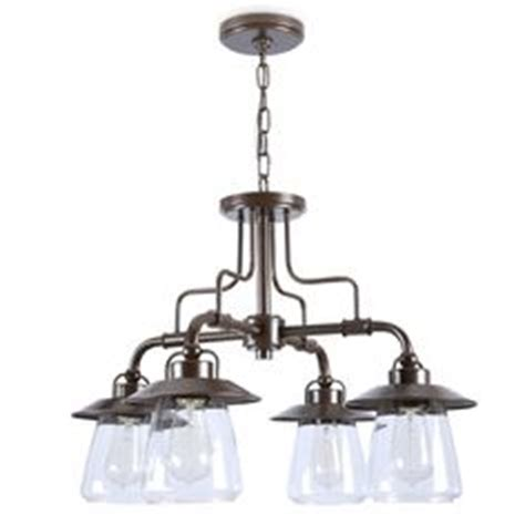 shop allen roth bristow 4 light specialty bronze 1000 images about lighting on pinterest island pendant