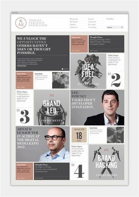 the of grid insights ideas and beautiful photos to inspire books 17 best ideas about grid layouts on grid