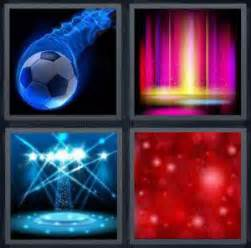 Loan Letters Crossword Puzzle Clue 4 Pics 1 Word Answer For Soccer Stage Lights Sparkle Heavy
