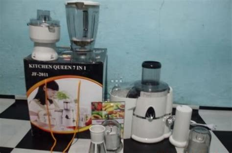 Multifungsi Juicer blender multifungsi power juicer 7 in 1 kitchen