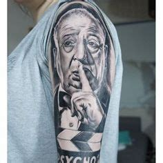 tattoo nightmares hashtag horrible 1000 images about alfred hitchcock movie tattoos on