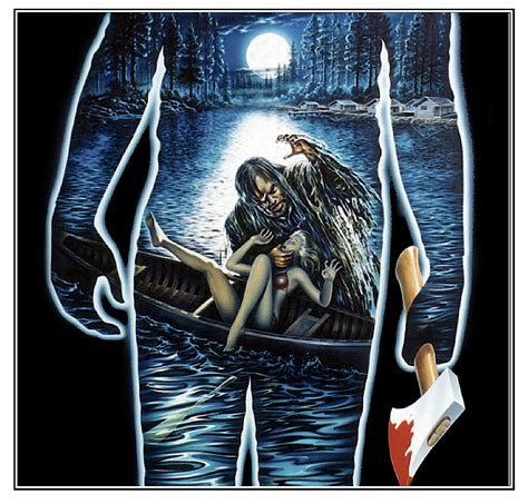 Be Original 3 the history of the friday the 13th part 2 poster