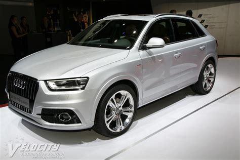 Audi Q3 Information by 2013 Audi Q3 Information