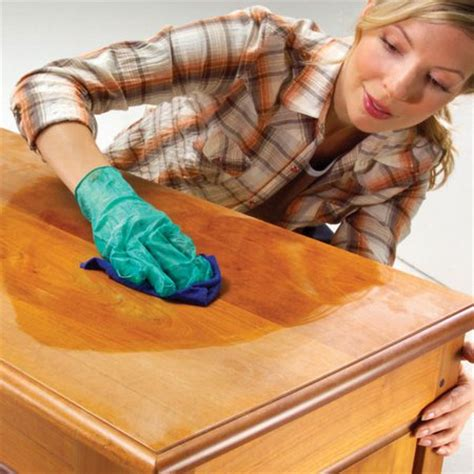cleaning and polishing wood tips www tidyhouse info
