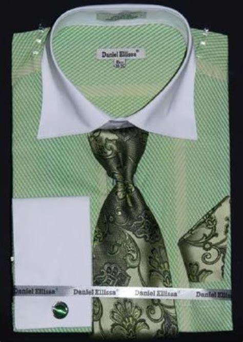 Dress Inc Necklace Material Cotton D8698 apple two tone stripes design dress fashion shirt tie